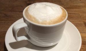 Frothy Italian Coffee