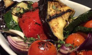 Italian Style Roasted Vegetables